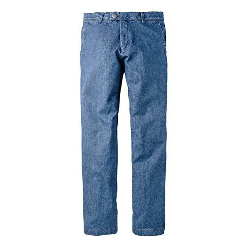 Eurex by Brax XXL Blaue Stretch-Jeans Jim 316 blau, deutsche Größe:27k