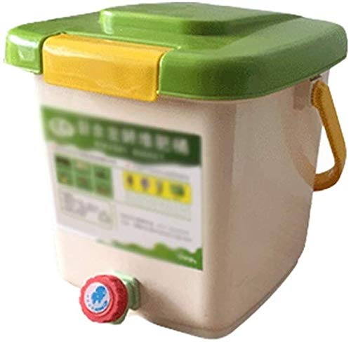Best Deals! Compost Bin Food Waste Fermentation Barrels, Household Compost Barrels, Garbage Classifi...