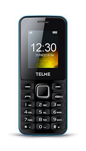 TELME T211_001 Handy (Dual SIM mit einfacher Kamera)