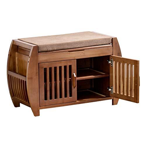baúl almacenaje madera fabricante BHL