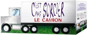 C'est pas sorcier - Coffret collector Camion 22 DVD - Edition limitée