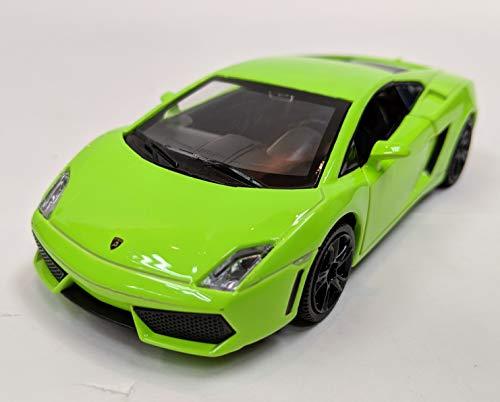 METAL SPEED ZONE Lamborghini Gallardo Die Cast Replica Car Toy - 1:32 Scale