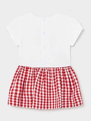 Mayoral 21-01969-093 - Vestido para bebé niña 24 Meses
