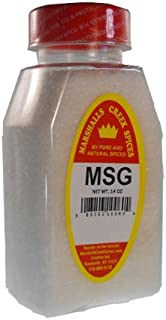 Marshall's Creek Spices MSG Accent, New Size, 14 Ounce