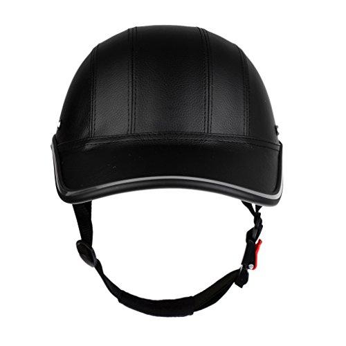 Baoblaze Casco Proteor, Sombrero de protección para Montar a Caballo, Accesorio para Equitación - Negro