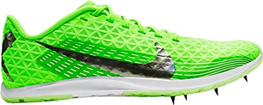 Nike Zoom Rival Xc Track Spike Shoes Cross Country (Green/Silver, Numeric_9)