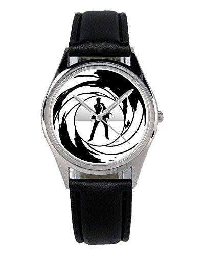 Skyfall Spectre Geschenk Artikel Idee Fan Uhr B-1968