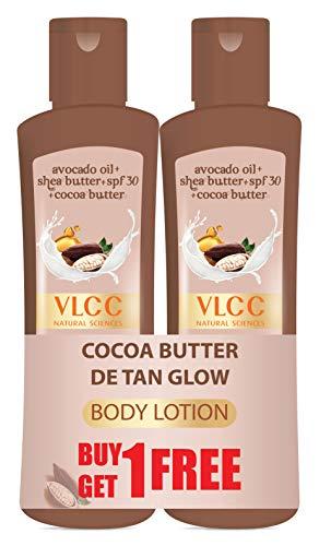 VLCC Cocoa Butter Detan Glow SPF 30 | PA+++, 100 ml (Buy...