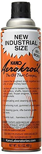 KROIL Original Penetrating Oil, Industrial Size, 16.5 oz. aerosol...
