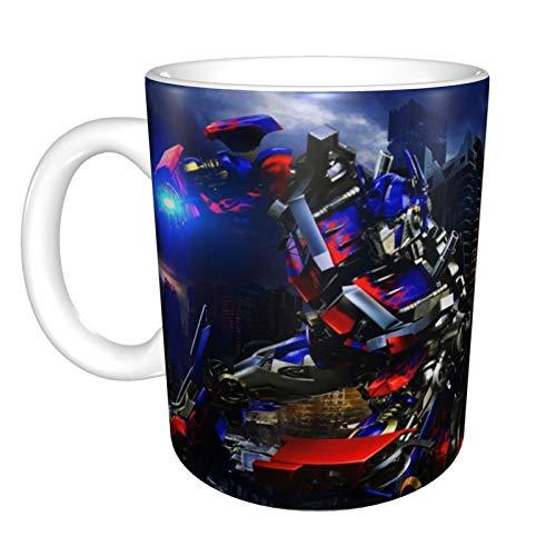 Taza de café con diseño de Transformers, taza de té y café,...
