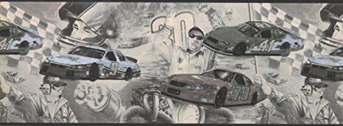 Tapetenbordüre - Cars vorgeklebt Wandbordüre 062202 CK