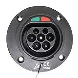 SHST Adaptador de Carga de vehículos eléctricos EV Cable de...