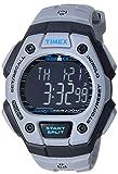 Timex Men's TW5M24300 Ironman Classic 30 Gray/Black/Negative Resin Strap Watch