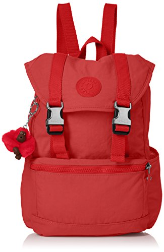 Kipling Experience S Womens Backpack Red Spicy C 15x24x45 cm W x H x L