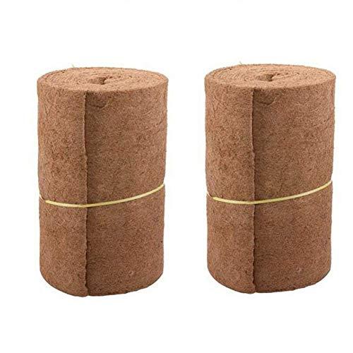 Giytoo Liner Roll Mand Opknoping Pad Tuinplanten Bloempot Mand Fiber