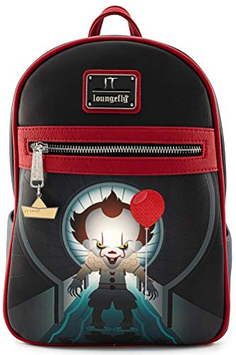 Loungefly X IT Pennywise Sewer Scene Backpack - You'll Float Too!