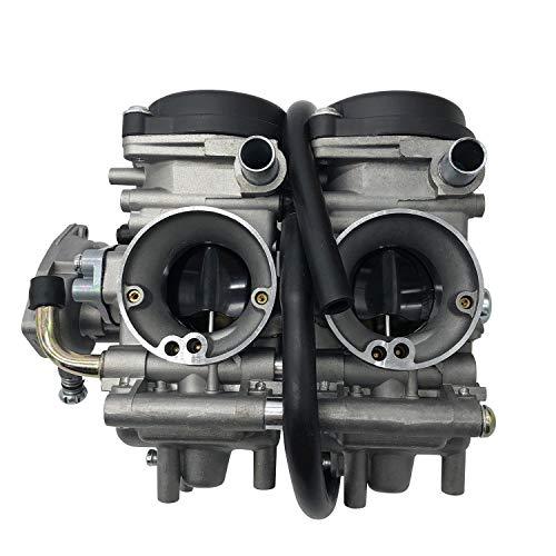 Motocicleta ATV carburador para yamaha raptor 660 yfm660 yfm660r 2001 2002 2003 2004 2005 33mm 1x Junta de goma de la base del acelerador.