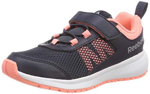 Reebok Road Supreme Alt, Zapatillas de Running Unisex Niños, Azul (Coll Navy/Digital Pink/Wht/Silver Coll Navy/Digital Pink/Wht/Silver), 27 EU