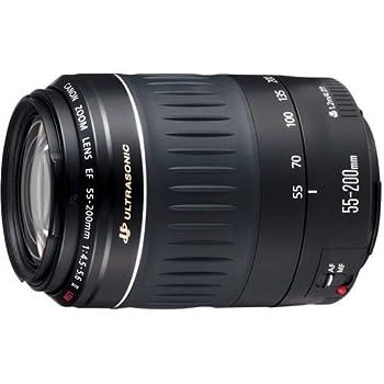 LENS CAP 52mm for Canon EF 55-200 mm 4.5-5.6 II USM
