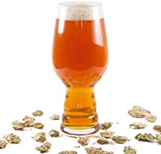 IPA Beer Glass | Proper Beer Glassware For IPA Beers | Holds Up To 19.1 oz | Ideal Gift for Craft Beer Lovers | Brings The Best Aromas and Flavors Out Of IPA Beers