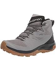 Salomon OUTLINE Mid GTX Scarpe da Uomo con Tecnologia GORE-TEX per Camminate ed Escursionismo