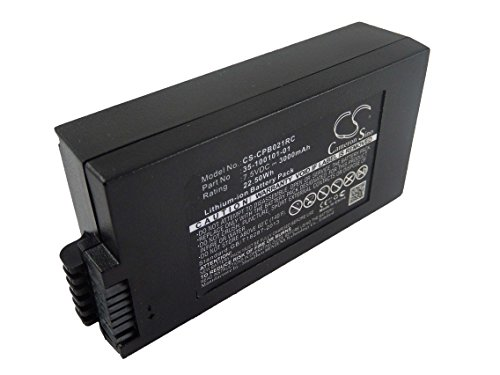 vhbw Li-Ion Akku 3000mAh (7.5V) für Router Modem Cisco / Scientific Atlanta wie 4025494, 35-100101-01, Pegatron PB021.
