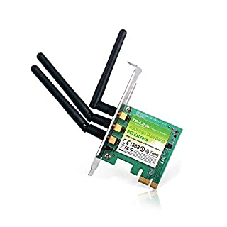TP-Link TL-WDN4800 N900 Dual Band Wireless PCI Express Adapter with (B007GMPZ0A) | Amazon price tracker / tracking, Amazon price history charts, Amazon price watches, Amazon price drop alerts