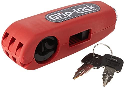 motorcycle alarm disc lock