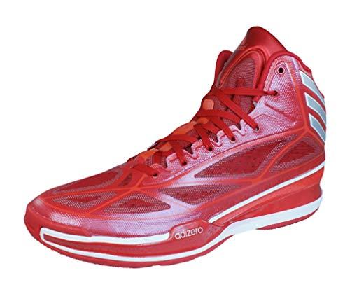 adidas Adizero Crazy Light 3 G66516 Herren Basketballschuhe/Basketballstiefel Rot 41 1/3