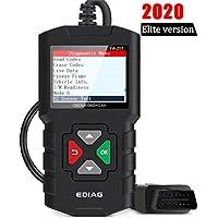 Ediag Obd2 Diagnostic Code Reader for O2 Sensor EVAP Systems
