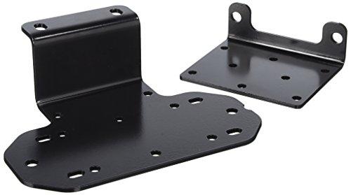 KFI Products 100550 Winch Mount for Yamaha Rhino, Black