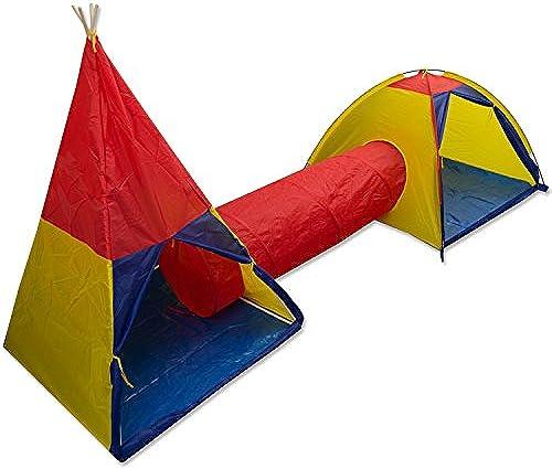 Generic.. Zelt eine Kinder spielen Zelt Play TE Set Kinder nne Indoor Outdoor Oor G und Tunnel den Fun Garden Fun..