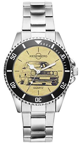 KIESENBERG Uhr - Geschenke für Golf GTI II Oldtimer Fan 5053