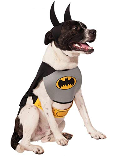 Rubie's IT887891-M - Costume Batman Dog, M