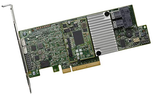 LSI MegaRAID 9361-8i PCI-e 1GB Cache 3.0 6Gbps SAS/SATA RAID Controller Karte + Backup-Batterie Einheit