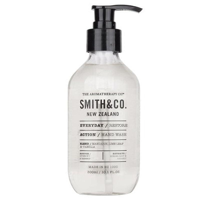 ネクタイ改善辞任するSmith&Co. スミスアンドコー Hand&Body Wash ハンド&ボディウォッシュ Restore リストア