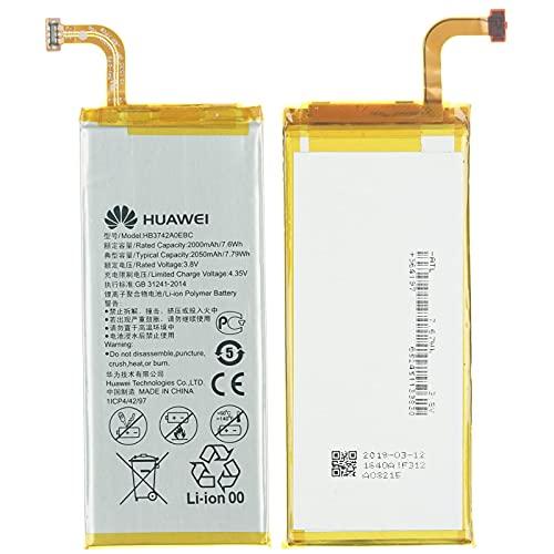 NG- Batteria portatile HB3742A0EBC per Huawei P7 Mini, P6, G6, G620s, G628, G630
