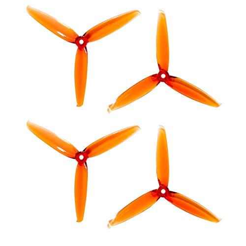 Gemfan 4Pair Flash 6042 3-Blatt Propeller 6-Zoll Propeller Spezielles PC Material 4CW 4CCW (Whiskey)