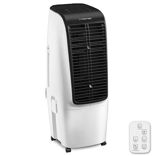 TROTEC Rinfrescatore d'aria Aircooler PAE 51 /capacità di evaporazione max. 2 l/h/Adatto per ambienti fino a ca. 60 m² / 150 m³ incluso un Igrostato a presa BH30
