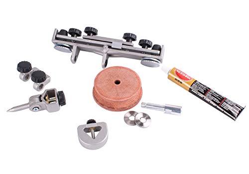 WELDINGER SRS-23 Schreinerset 5-teilig für Nass-Schleifmaschine NSM 250 vario (Tischlerset)