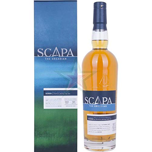 Scapa The Orcadian Skiren 40,00% 0,70 lt.