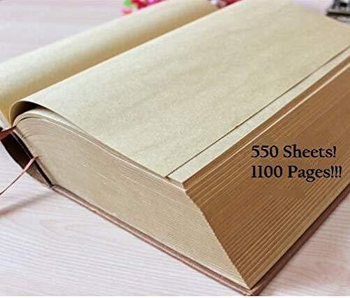 Diseño de diccionario grueso vintage Libro de diario de vida súper grueso Cuaderno B5 B6 1100 páginas Sketchbook B6