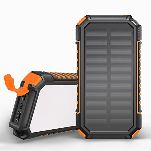 Riapow -   Solar Powerbank