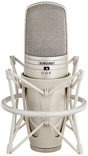 シュアー SHURE KSM44ASL-X ボーカル用コンデンサー型マイクロホン