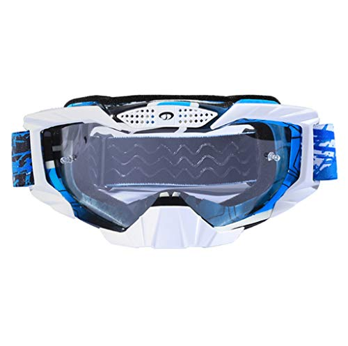 Gafas de motocross para ciclismo MX Off Road cascos de esquí, deportes...