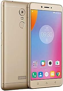 Lenovo K6 Note Dual Sim - 32GB, 4GB RAM, 4G LTE, Gold
