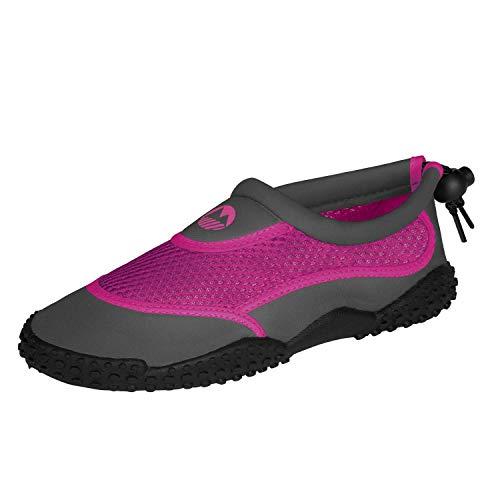 Lakeland – activo Eden Aqua zapatos de la mujer, color multicolor, talla 1 UK