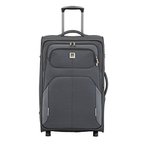 TITAN Nonstop 2w Trolley M erweiterbar, Anthrazit, 382402-04 Hand Luggage, 68 cm, 80 liters, Grey (Anthrazit)