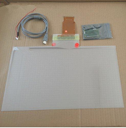 Gowe Touchscreen-Schutzfolie für Touch-LCD und Touch Kiosk, 48,3 cm (19 Zoll)