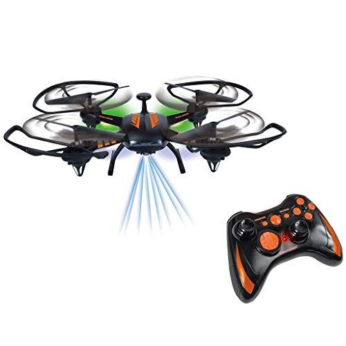 Gear2play Drohne Zuma Ferngesteuerter Helikopter Spielzeug Kinder Orange TR80514